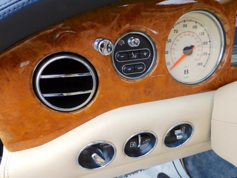 Used 2007 Bentley Arnage R Used 2007 Bentley Arnage R for sale  at Metro West Motorcars LLC in Shrewsbury MA 23