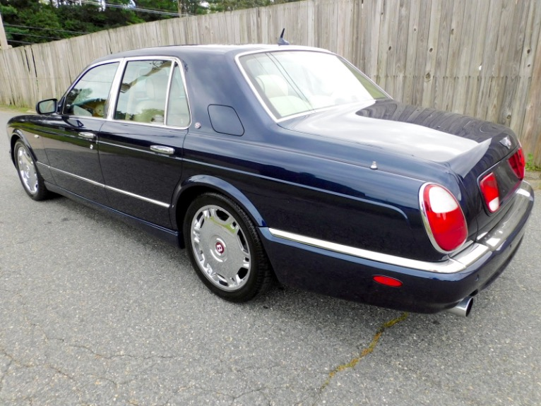 Used 2007 Bentley Arnage R Used 2007 Bentley Arnage R for sale  at Metro West Motorcars LLC in Shrewsbury MA 3