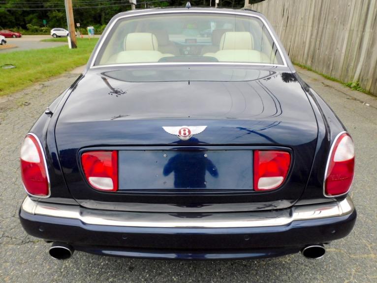 Used 2007 Bentley Arnage R Used 2007 Bentley Arnage R for sale  at Metro West Motorcars LLC in Shrewsbury MA 4