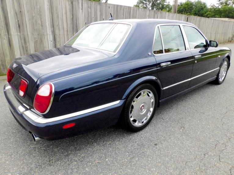 Used 2007 Bentley Arnage R Used 2007 Bentley Arnage R for sale  at Metro West Motorcars LLC in Shrewsbury MA 5
