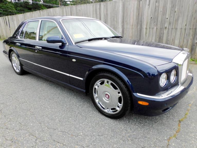 Used 2007 Bentley Arnage R Used 2007 Bentley Arnage R for sale  at Metro West Motorcars LLC in Shrewsbury MA 7