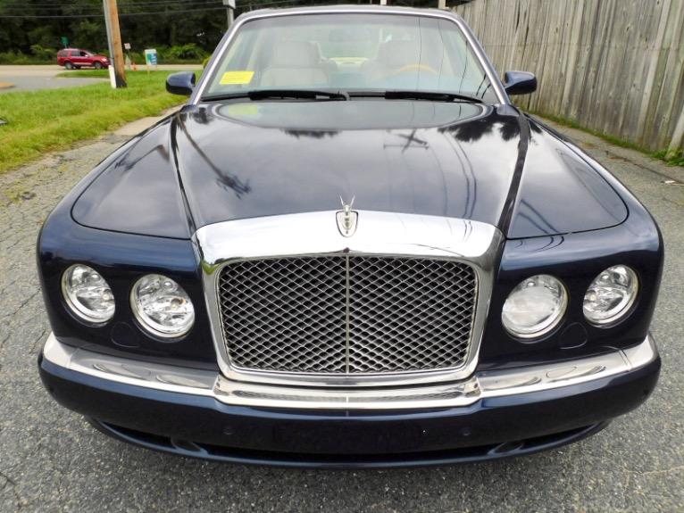 Used 2007 Bentley Arnage R Used 2007 Bentley Arnage R for sale  at Metro West Motorcars LLC in Shrewsbury MA 8