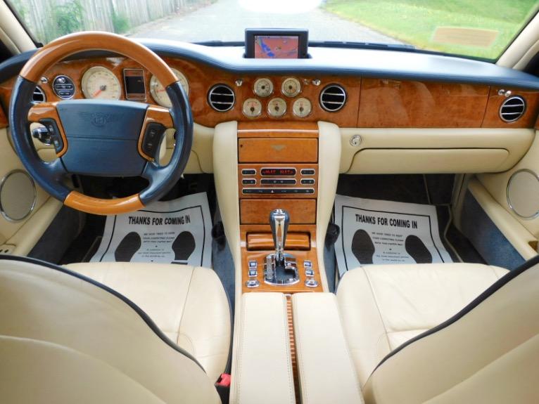 Used 2007 Bentley Arnage R Used 2007 Bentley Arnage R for sale  at Metro West Motorcars LLC in Shrewsbury MA 9