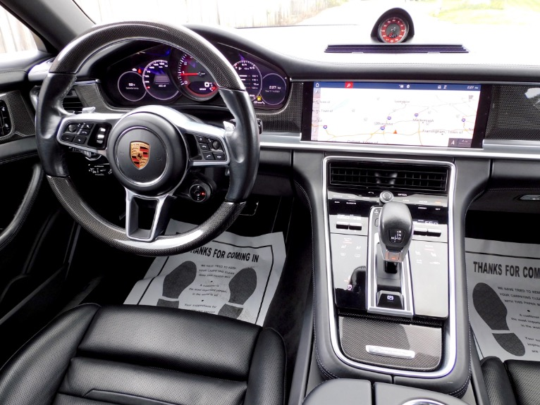 Used 2018 Porsche Panamera 4S AWD Used 2018 Porsche Panamera 4S AWD for sale  at Metro West Motorcars LLC in Shrewsbury MA 10