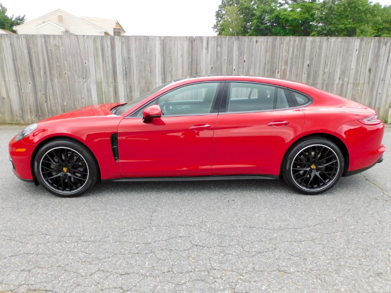 Used 2018 Porsche Panamera 4S AWD Used 2018 Porsche Panamera 4S AWD for sale  at Metro West Motorcars LLC in Shrewsbury MA 2