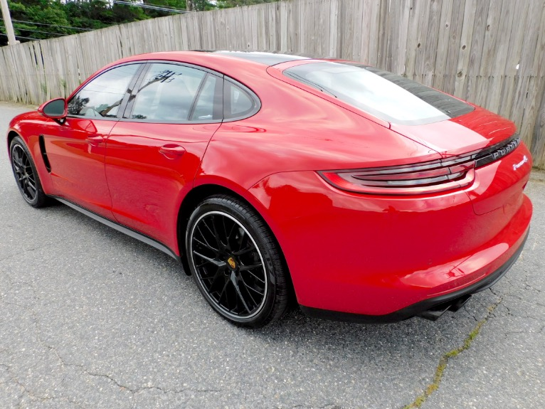 Used 2018 Porsche Panamera 4S AWD Used 2018 Porsche Panamera 4S AWD for sale  at Metro West Motorcars LLC in Shrewsbury MA 3