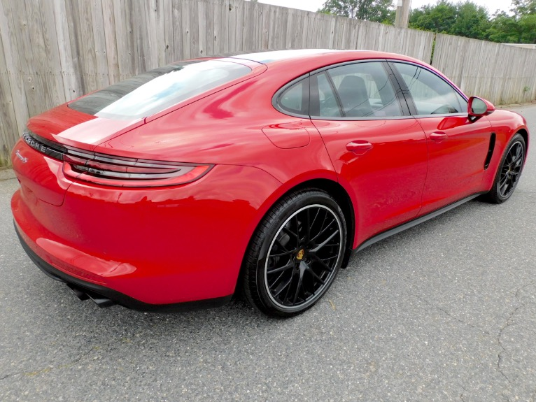 Used 2018 Porsche Panamera 4S AWD Used 2018 Porsche Panamera 4S AWD for sale  at Metro West Motorcars LLC in Shrewsbury MA 5