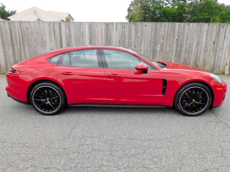 Used 2018 Porsche Panamera 4S AWD Used 2018 Porsche Panamera 4S AWD for sale  at Metro West Motorcars LLC in Shrewsbury MA 6