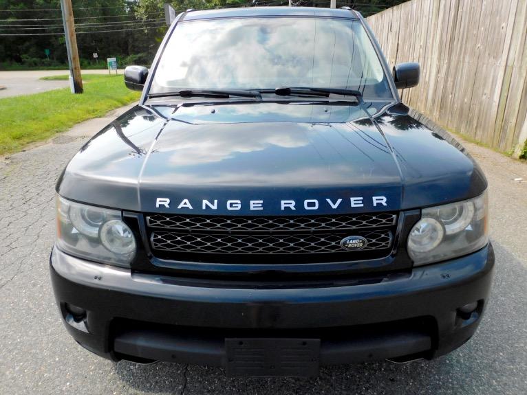 Used 2012 Land Rover Range Rover Sport HSE Used 2012 Land Rover Range Rover Sport HSE for sale  at Metro West Motorcars LLC in Shrewsbury MA 8