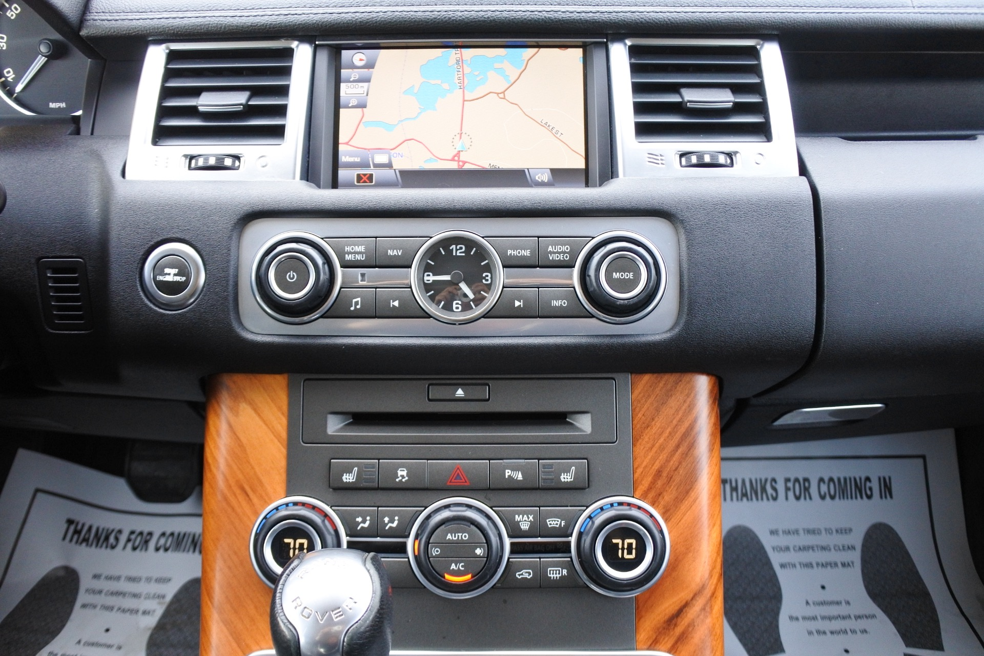 Used 2010 Land Rover Range Rover Sport Supercharged For Sale
