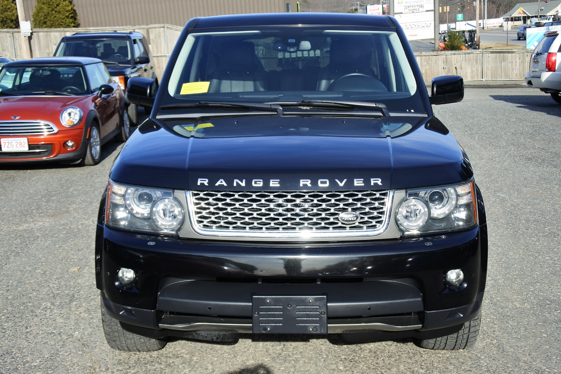 Used 2010 Land Rover Range Rover Sport Supercharged Used 2010 Land Rover Range Rover Sport Supercharged for sale  at Metro West Motorcars LLC in Shrewsbury MA 8