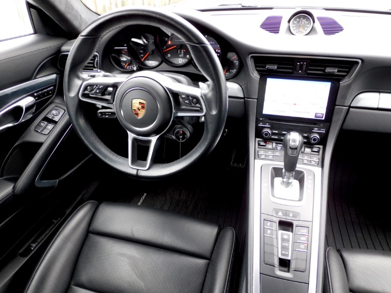 Used 2017 Porsche 911 Carrera Coupe Used 2017 Porsche 911 Carrera Coupe for sale  at Metro West Motorcars LLC in Shrewsbury MA 10