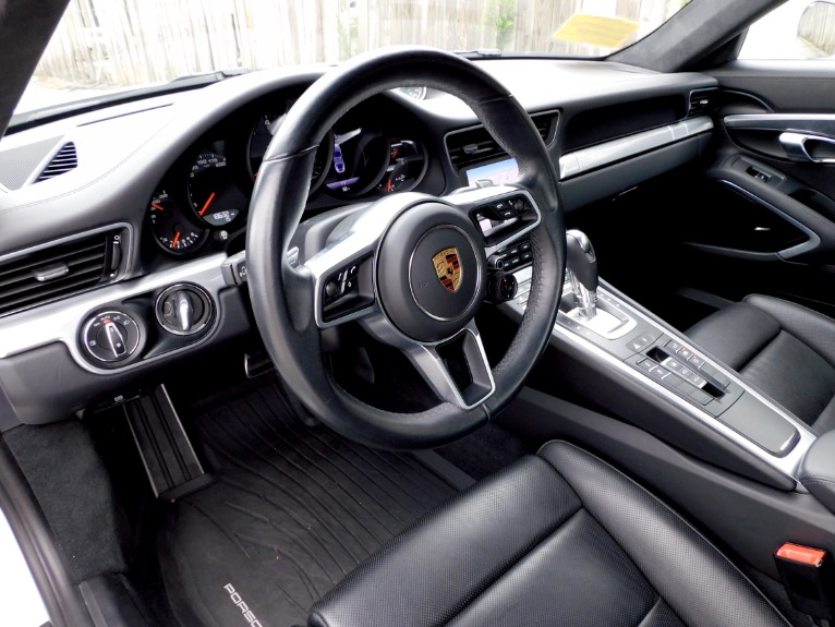 Used 2017 Porsche 911 Carrera Coupe Used 2017 Porsche 911 Carrera Coupe for sale  at Metro West Motorcars LLC in Shrewsbury MA 14