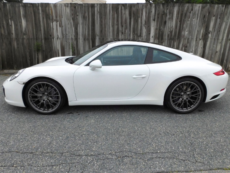 Used 2017 Porsche 911 Carrera Coupe Used 2017 Porsche 911 Carrera Coupe for sale  at Metro West Motorcars LLC in Shrewsbury MA 2
