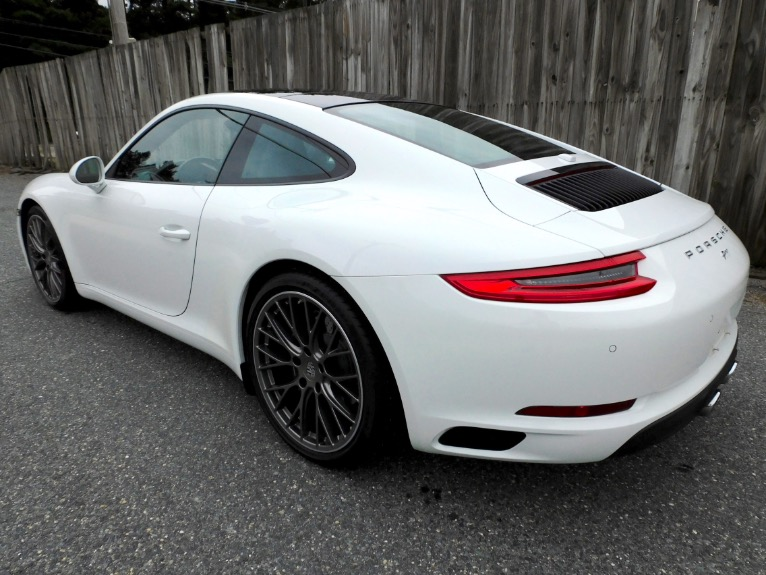 Used 2017 Porsche 911 Carrera Coupe Used 2017 Porsche 911 Carrera Coupe for sale  at Metro West Motorcars LLC in Shrewsbury MA 3