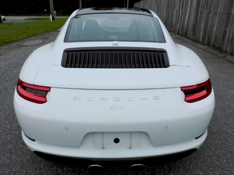Used 2017 Porsche 911 Carrera Coupe Used 2017 Porsche 911 Carrera Coupe for sale  at Metro West Motorcars LLC in Shrewsbury MA 4