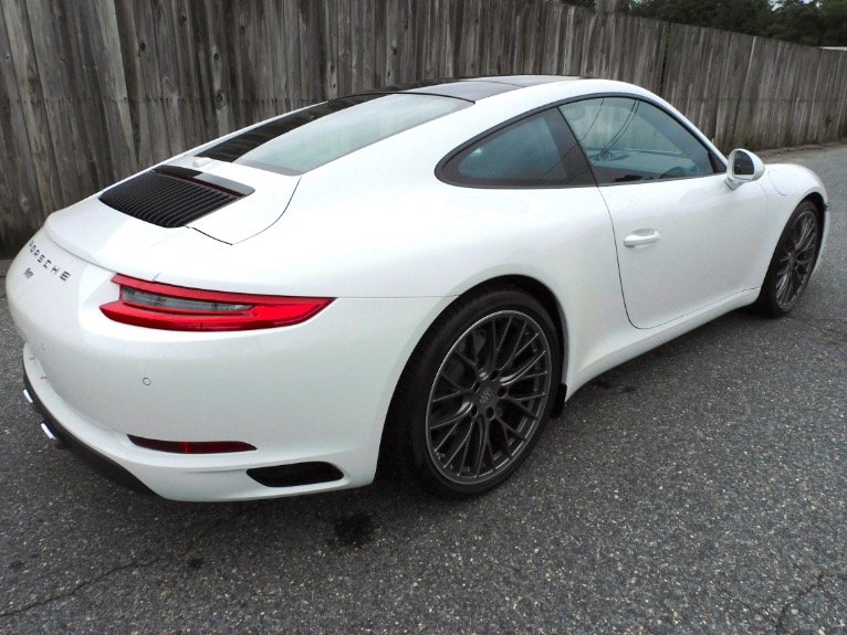 Used 2017 Porsche 911 Carrera Coupe Used 2017 Porsche 911 Carrera Coupe for sale  at Metro West Motorcars LLC in Shrewsbury MA 5