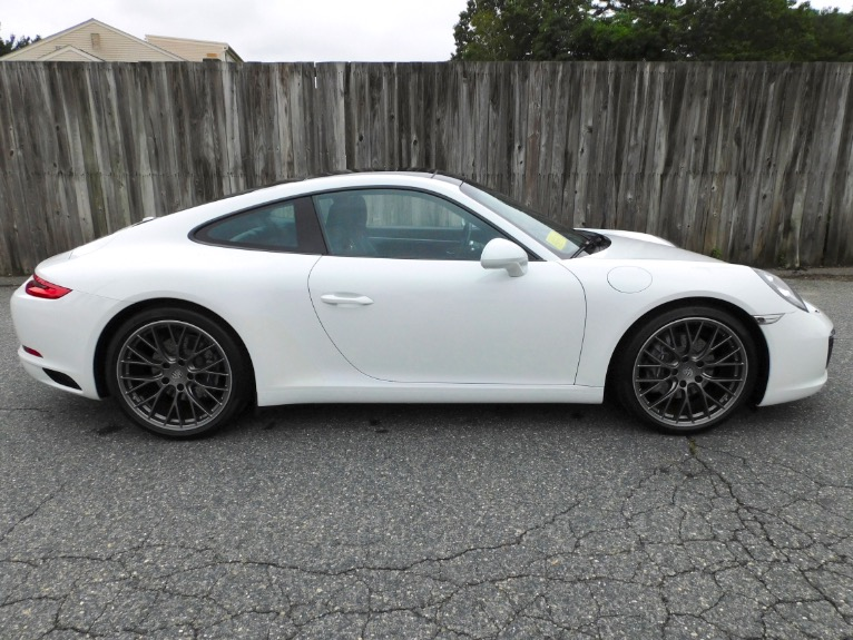 Used 2017 Porsche 911 Carrera Coupe Used 2017 Porsche 911 Carrera Coupe for sale  at Metro West Motorcars LLC in Shrewsbury MA 6
