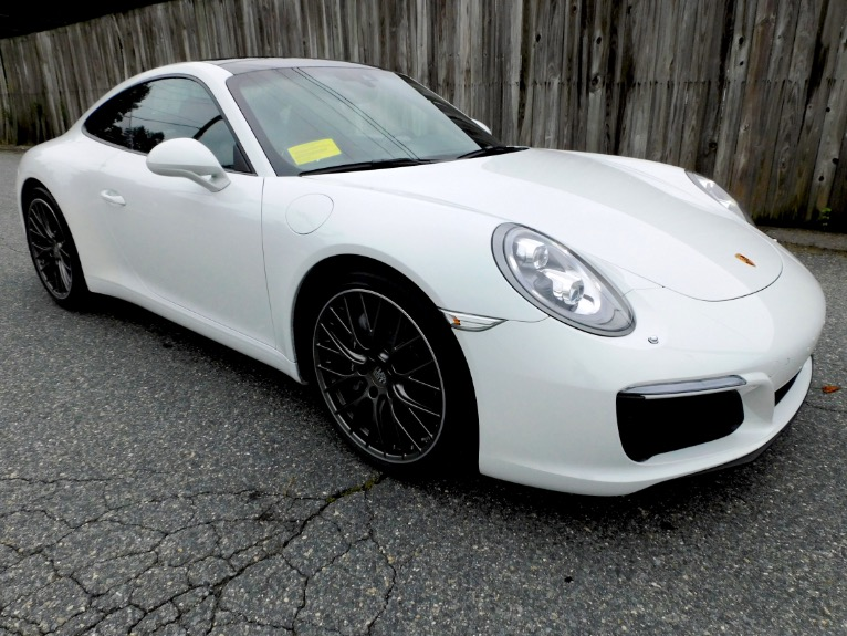 Used 2017 Porsche 911 Carrera Coupe Used 2017 Porsche 911 Carrera Coupe for sale  at Metro West Motorcars LLC in Shrewsbury MA 7