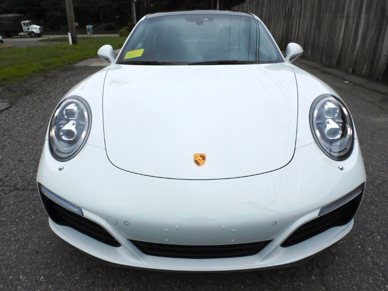 Used 2017 Porsche 911 Carrera Coupe Used 2017 Porsche 911 Carrera Coupe for sale  at Metro West Motorcars LLC in Shrewsbury MA 8