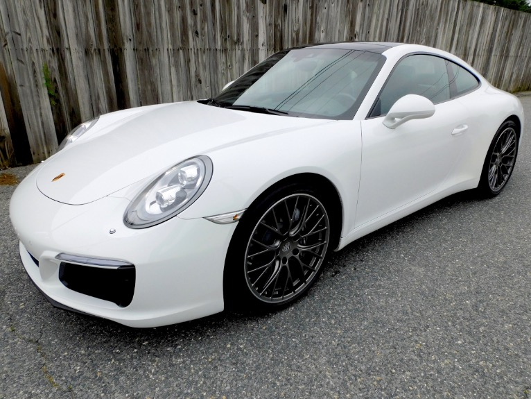 Used Used 2017 Porsche 911 Carrera Coupe for sale $99,800 at Metro West Motorcars LLC in Shrewsbury MA