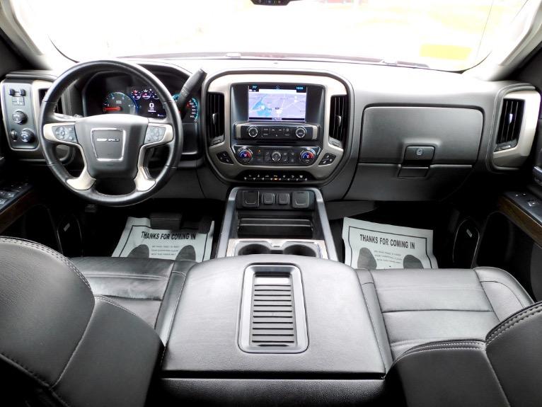 Used 2018 GMC Sierra 2500hd 4WD Crew Cab 153.7' Denali Used 2018 GMC Sierra 2500hd 4WD Crew Cab 153.7' Denali for sale  at Metro West Motorcars LLC in Shrewsbury MA 9