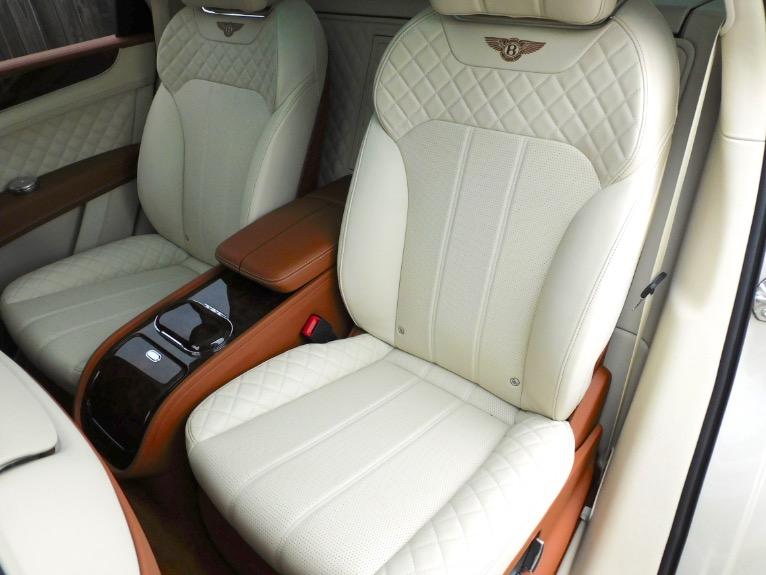 Used 2017 Bentley Bentayga W12 AWD Used 2017 Bentley Bentayga W12 AWD for sale  at Metro West Motorcars LLC in Shrewsbury MA 16