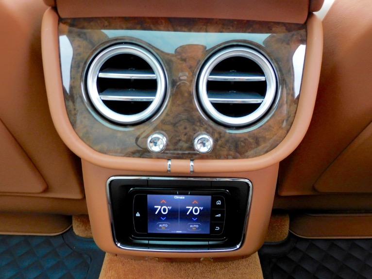 Used 2017 Bentley Bentayga W12 AWD Used 2017 Bentley Bentayga W12 AWD for sale  at Metro West Motorcars LLC in Shrewsbury MA 17