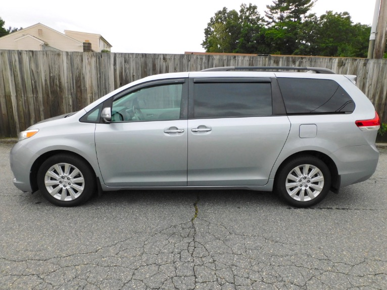 Used 2013 Toyota Sienna Limited AWD Used 2013 Toyota Sienna Limited AWD for sale  at Metro West Motorcars LLC in Shrewsbury MA 2
