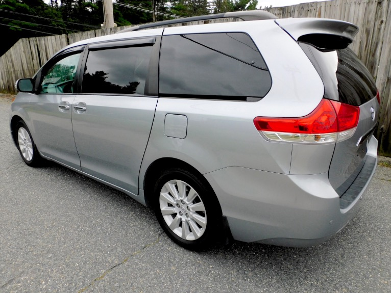 Used 2013 Toyota Sienna Limited AWD Used 2013 Toyota Sienna Limited AWD for sale  at Metro West Motorcars LLC in Shrewsbury MA 3