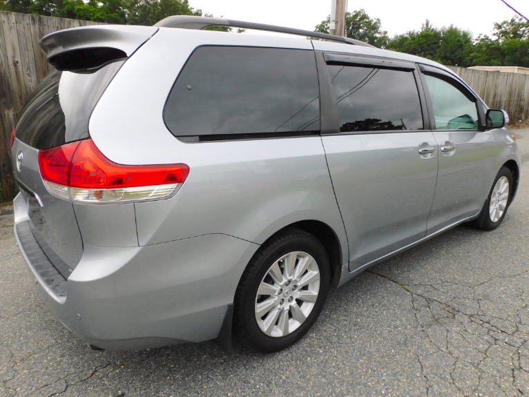 Used 2013 Toyota Sienna Limited AWD Used 2013 Toyota Sienna Limited AWD for sale  at Metro West Motorcars LLC in Shrewsbury MA 5