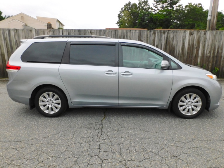 Used 2013 Toyota Sienna Limited AWD Used 2013 Toyota Sienna Limited AWD for sale  at Metro West Motorcars LLC in Shrewsbury MA 6