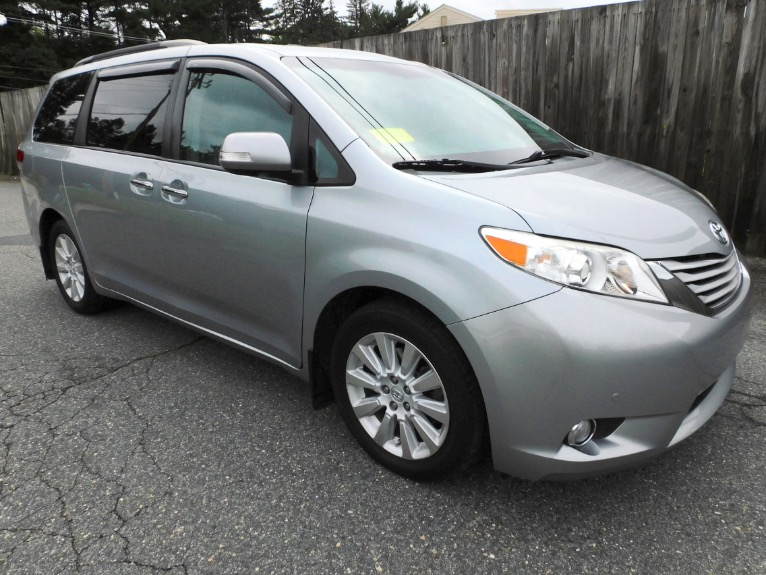 Used 2013 Toyota Sienna Limited AWD Used 2013 Toyota Sienna Limited AWD for sale  at Metro West Motorcars LLC in Shrewsbury MA 7
