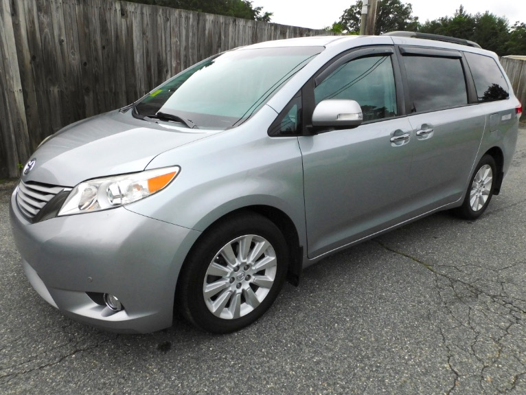 Used 2013 Toyota Sienna Limited AWD Used 2013 Toyota Sienna Limited AWD for sale  at Metro West Motorcars LLC in Shrewsbury MA 1