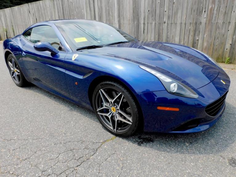 Used 2016 Ferrari California T Used 2016 Ferrari California T for sale  at Metro West Motorcars LLC in Shrewsbury MA 13