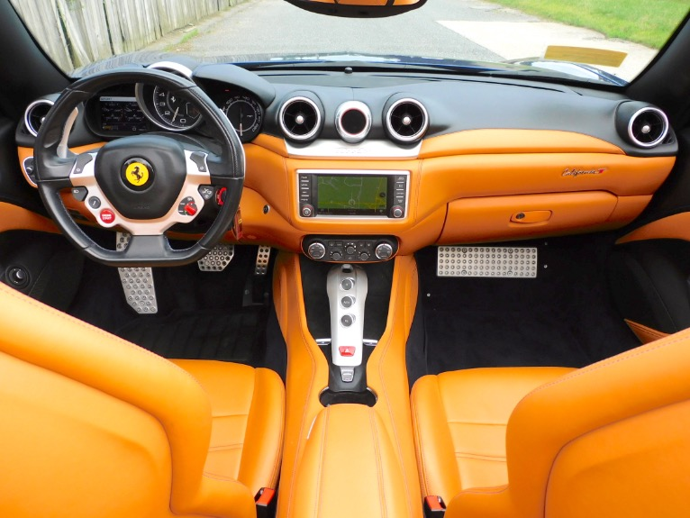 Used 2016 Ferrari California T Used 2016 Ferrari California T for sale  at Metro West Motorcars LLC in Shrewsbury MA 16