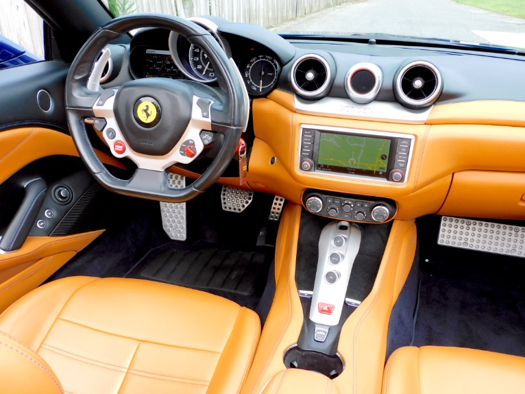 Used 2016 Ferrari California T Used 2016 Ferrari California T for sale  at Metro West Motorcars LLC in Shrewsbury MA 17