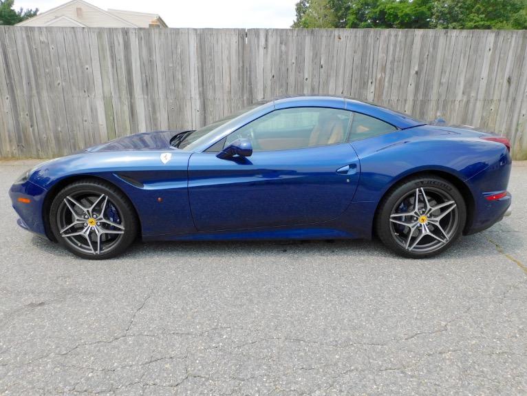 Used 2016 Ferrari California T Used 2016 Ferrari California T for sale  at Metro West Motorcars LLC in Shrewsbury MA 4