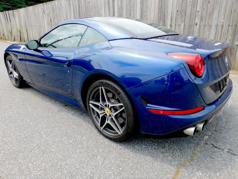 Used 2016 Ferrari California T Used 2016 Ferrari California T for sale  at Metro West Motorcars LLC in Shrewsbury MA 6