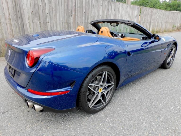 Used 2016 Ferrari California T Used 2016 Ferrari California T for sale  at Metro West Motorcars LLC in Shrewsbury MA 8