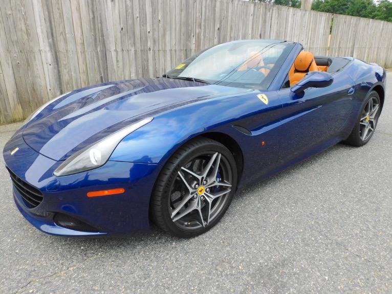 Used 2016 Ferrari California T Used 2016 Ferrari California T for sale  at Metro West Motorcars LLC in Shrewsbury MA 1