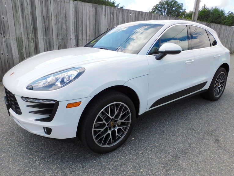Used Used 2015 Porsche Macan S AWD for sale $38,800 at Metro West Motorcars LLC in Shrewsbury MA