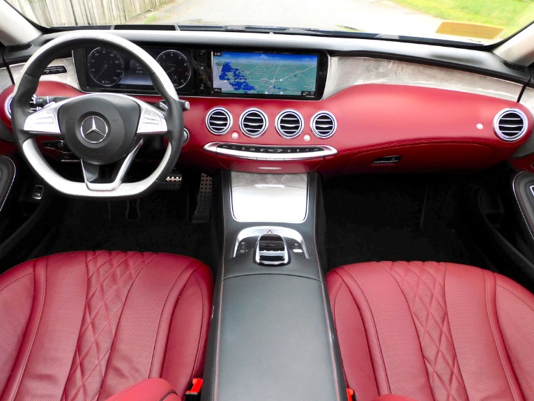 Used 2017 Mercedes-Benz S-class S 550 Cabriolet Used 2017 Mercedes-Benz S-class S 550 Cabriolet for sale  at Metro West Motorcars LLC in Shrewsbury MA 13