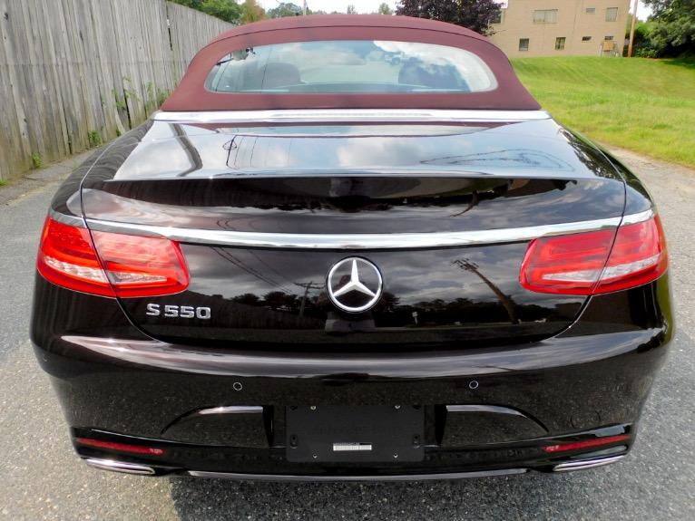 Used 2017 Mercedes-Benz S-class S 550 Cabriolet Used 2017 Mercedes-Benz S-class S 550 Cabriolet for sale  at Metro West Motorcars LLC in Shrewsbury MA 6