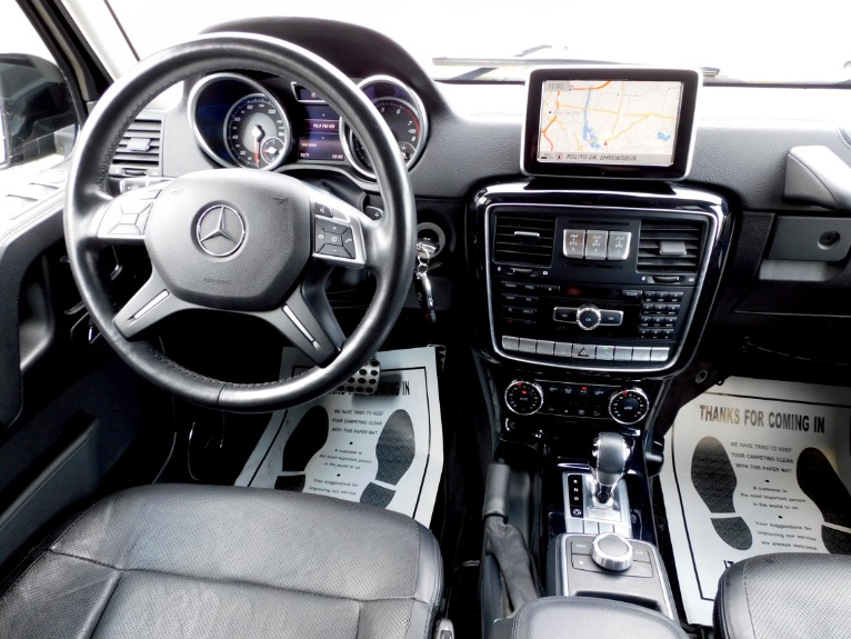 Used 2016 Mercedes-Benz G-class G550 4MATIC Used 2016 Mercedes-Benz G-class G550 4MATIC for sale  at Metro West Motorcars LLC in Shrewsbury MA 10