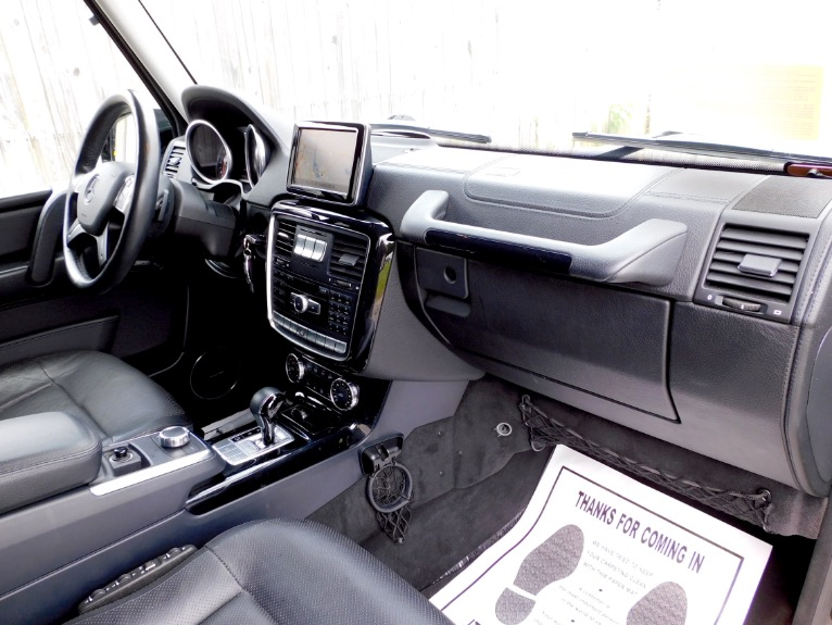 Used 2016 Mercedes-Benz G-class G550 4MATIC Used 2016 Mercedes-Benz G-class G550 4MATIC for sale  at Metro West Motorcars LLC in Shrewsbury MA 21
