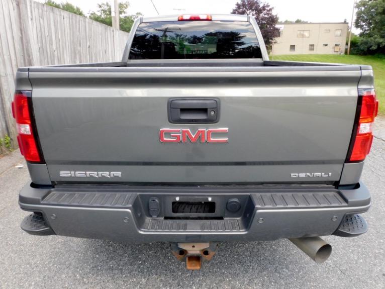 Used 2018 GMC Sierra 2500hd 4WD Crew Cab 153.7' Denali Used 2018 GMC Sierra 2500hd 4WD Crew Cab 153.7' Denali for sale  at Metro West Motorcars LLC in Shrewsbury MA 4