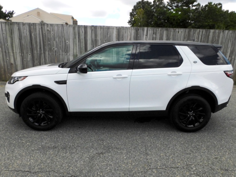 Used 2018 Land Rover Discovery Sport HSE 4WD Used 2018 Land Rover Discovery Sport HSE 4WD for sale  at Metro West Motorcars LLC in Shrewsbury MA 2