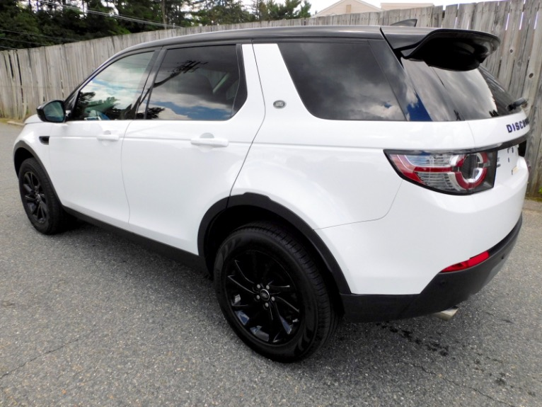 Used 2018 Land Rover Discovery Sport HSE 4WD Used 2018 Land Rover Discovery Sport HSE 4WD for sale  at Metro West Motorcars LLC in Shrewsbury MA 3
