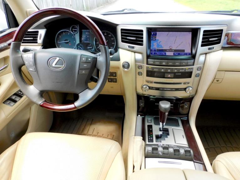 Used 2013 Lexus Lx 570 4WD Used 2013 Lexus Lx 570 4WD for sale  at Metro West Motorcars LLC in Shrewsbury MA 10